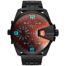 Diesel DZ7373 Mens Black Uber Chief 55mm Watch