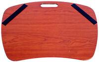 """LapGear Lapdesk,  - Faux Mahogany Woodgrain 19"""" wide X 15""""  Lap Gear Lap Desk"""