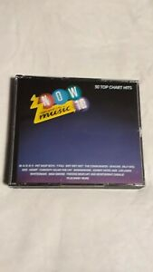 NOW THATS WHAT I CALL MUSIC 10, VINTAGE 80'S DOUBLE CD ALBUM, FATCASE,VGC, RARE!