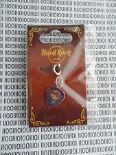 Hard Rock Cafe Key West - Guitar Pick Bracelet Charm on card