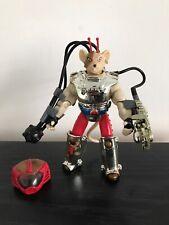 Biker Mice From Mars Biker Knights Invincible Vinnie Action Figure 1994