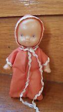 Soviet toy Pups mini doll Ussr 1970