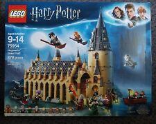 LEGO Harry Potter Hogwarts Great Hall Set 75954 NEW Quirrell Headless Nick