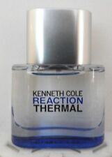 Kenneth Cole REACTION THERMAL EDT Men Cologne Spray .5 oz No Box TSA Approved