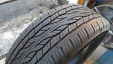 ONE 255/55R18 Continental CROSS CONTACT LX20  255/55/18 XL Tire 90% TREAD