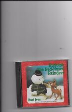 "BURL IVES, CD ""RUDOLPH THE RED-NOSED REINDEER"" NEW SEALED"