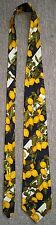 Yves Saint Laurent - Paris - YSL - Designer - Lemons - 100% Silk - Cravate