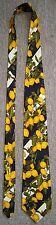 Yves Saint Laurent-Paris-YSL-Designer - Citrons - 100% soie-Necktie