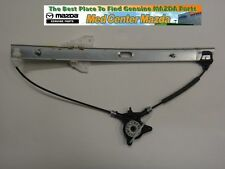 Mazda CX-9 Driver Side Front Window Regulator TD1159590A