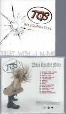 CD--THREE QUARTER STONE BULLET WITH A NAME