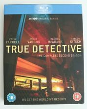 True Detective The Complete Second Season - Blu Ray - Preowned