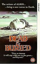 Deleted Title Horror Cult VHS Films