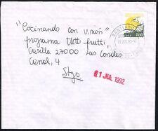 3188 CHILE COVER 1992 ECOLOGY ENVIRONMENT SANTIAGO-46