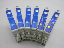 6PK T0602 T0603 T0604 Ink Cartridge for Epson Stylus CX7800 CX5800 CX4800 CX4200