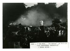 "EDITH SCOB ""LA CHAMBRE ARDENTE"" DUVIVIER PHOTO DE PRESSE CINEMA CP"