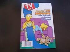 The Simpsons - TV Guide Magazine 1998
