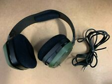 Astro Gaming - A10 Call of Duty Wired Stereo Gaming Headset - Green/black AS-IS