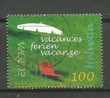 Cept / Europa   2004       Schweiz  gest.