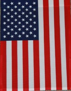 "USA Garden Flag by Toland #1226 11"" x 14"""