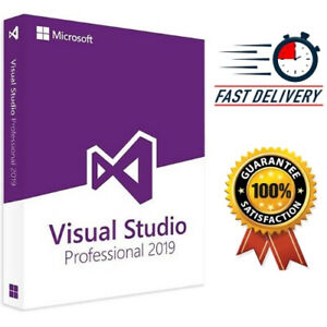 Visual Professional Studio 2019 KEY