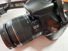 Canon EOS Rebel T3 12.2MP Digital SLR Camera - Black Kit with EF-S 18-55mm