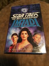 Star Trek The Next Generation - Imzadi - 1992, hard cover
