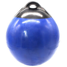 Blue Marine Boat Fender Inflatable Vinyl A-Series Shield Protection A25 Buoy
