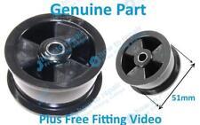 AEG LT, T, TB, serie TN etc Asciugatrice Roller Puleggia Ruota + GRATIS Fit Video