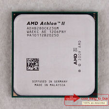 AMD Athlon II X2 B28 Dual-Core CPU (ADXB28OCK23GM) Skt AM3 3.4/2M/533 Free ship