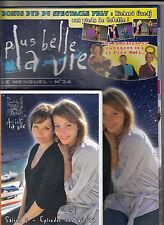 DVD + MAGAZINE PLUS BELLE LA VIE N° 34 / NEUF, COMPLET