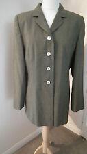 Green Jacket Size 16