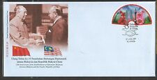 MALAYSIA 2009 35th Anniv M'sia-China Diplomatic Relations FDC Cover