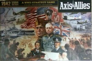 Axis and Allies 1942 2nd Edition Wizards of the Coast englisch