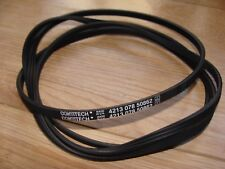 GENUINE CROSSLEE / WHITE KNIGHT TUMBLE DRYER DRIVE BELT SIZE 1810 J3 FAST POST
