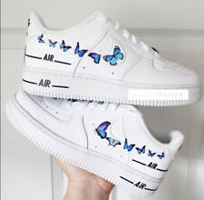 Nike air force 1 low custom butterfly