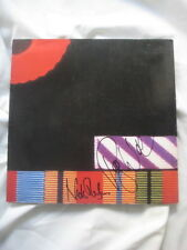 PINK FLOYD AUTOGRAFO The Final Cut firmato LP SIGNED AUTOGRAPH WATERS MASON