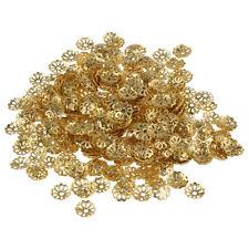 500 pezzi 6 mm di protezione del branello del fiore del tono dell'oro per l L4A2