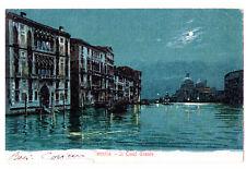 CARTOLINA  VENETO - VENEZIA 5538 - IL CANAL GRANDE