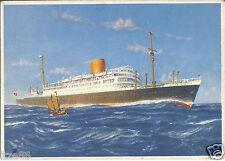 Schiff, Dampfer Scharnhorst, alte Ansichtskarte um 1930