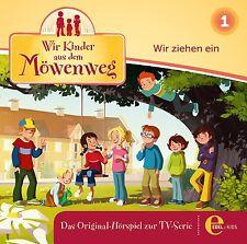 CD * WIR KINDER AUS DEM MÖWENWEG  - Hörspiel zur TV-Serie - Folge 1  # NEU OVP &