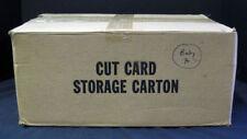 1984 Topps Baby Dinosaur Bulk Vending Case (Sheet A ) (8650 Cards)