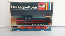 LEGO Classic rare book Eisenbahn1960's vintage 60er 70er 60's 1:87 train 12v