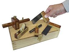 Faithfull 5 Mini Hardwood Wood Working Plane,Bevel,Square Tool Set, FAIMINISET5