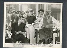 CARY GRANT + JANE WYMAN - 1946 NIGHT AND DAY - COLE PORTER STORY - CURTIZ