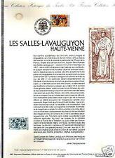 3082+ DOCUMENT OFFICIEL 1997 LES SALLES LAVAUGUYON