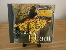Sunday Times Music Collection Easter Praise, Gregorian Chant CD
