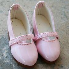 [wamami]122# New Pink Cute 1/4 DZ MSD AOD DOD BJD Dollfie Leather Shoes