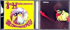 Are You Experienced [Remaster] by Jimi Hendrix & Band Of Gypsys by Jimi Hendrix