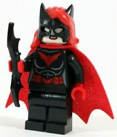 NEW LEGO BATWOMAN MINIFIGURE 76122 BATCAVE FIGURE DC SUPERHEROES - GENUINE