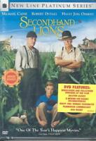SECONDHAND LIONS NEW DVD